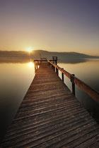 Sonnenaufgang im Strandbad Bodman 130508-094H