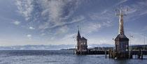 Imperia vor der Konstanzer Hafeneinfahrt 190611-083