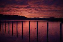 Abendrot über dem Überlinger See 191115-014