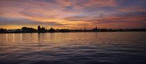Konstanzer Trichter im Sonnenuntergang 200908-045