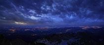 Abendlicher Blick vom Säntis auf den Bodensee 160720-879