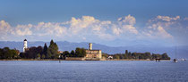 Langenargen, Schloß Montfort vom See aus gesehen 190911-351