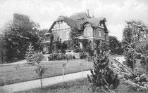 """Sanatorium """"Haus Sielbeck am Uklei"""", Dr. J. Marcinowski"""