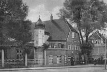 Das Voss-Haus im Jahr 1914