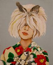 KIMONO BunnyⅠ 2015 個人蔵 Private collection