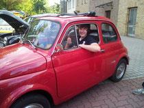 Auch ein Viertakter kann ein schönes Auto sein!