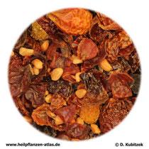 Hagebutten (Rosae pseudofructus cum fructibus)