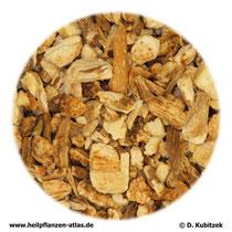 Liebstoeckelwurzel (Levistici radix)