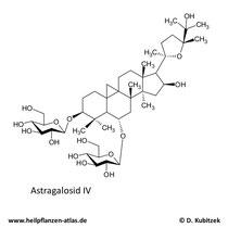 Astragalosid IV