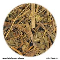 Ecliptakraut (Ecliptae herba). TCM-Name: Mohanlian.
