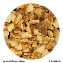 Bitterorangenschale (Aurantii amari epicarpium et mesocarpium)
