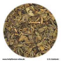 Grüner Tee (Camellia sinensis non fermentata folia)