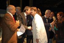Remise des prix du 23éme Aigle de Nice 2011
