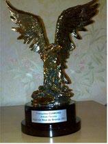 Troisième prix de l'Aigle de Nice de Bronze