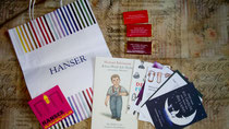 Hanser Bloggergoodies