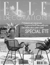 ELLE DECORATION n° 210 / JUILLET-AOUT 2012