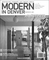 MODERN IN DENVER / HIVER 2011-2012