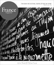 FRANCE MAGAZINE n°108 / HIVER 2013-2014