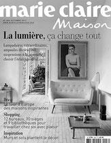 MARIE CLAIRE MAISON n° 456 / OCT 2012