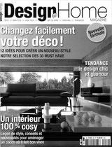 DESIGN@HOME n°49 / JAN-FEV 2013