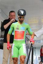 Le vainqueur de l'étape : Nacer Bouhanni