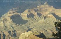 Vor etwa 2000 Jahren besiedelten die als Anasazi bekannten Völker das Gebiet. Sie wohnten in Lehmhütten und lebten von der Landwirtschaft. Vor ca. 700 Jahren verschwanden die Anasazi plötzlich aus bis heute unbekannten Gründen.