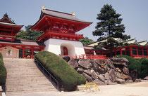 Tempeleingang Shimonoseki