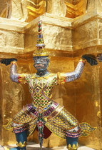 The Grand Palace, Detailansicht, Bangkok