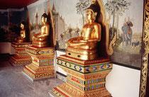 Doi Juthep Tempel in Chiang Mai, Detailansicht