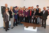 Mitglieder des Kunstkreises Siegerland