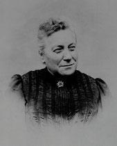 Anna Gérard, mère d'Henri
