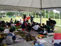 Wau Bulan Workshop