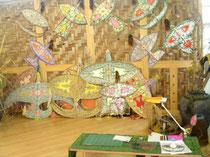 Wau Bulane im Drachenmuseum