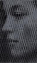 Blume, 2019, 100x60cm, dieci fogli di rete metallica intagliati a mano