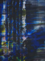 Untitled // 28 X 40 cm // acryl on paper // #178 2019