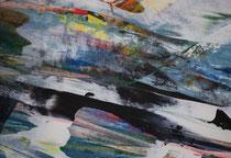 Untitled  // 20 X 29 cm //  acryl on paper // #188  2019