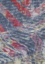 Untitled  // 13 X 18 cm //  acryl on paper // #10  2019