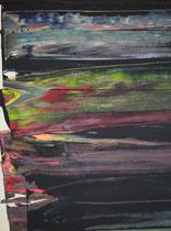 Untitled // 28 X 40 cm // acryl on paper // #184 2019