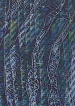 Untitled  // 13 X 18 cm //  acryl on paper // #15  2019