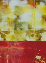 Untitled // 28 X 40 cm // acryl on paper // #113 2019