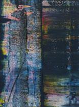 Untitled // 28 X 40 cm // acryl on paper // #116 2019