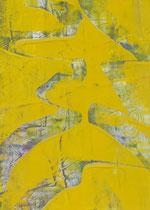 Untitled  // 13 X 18 cm //  acryl on paper // #17  2019