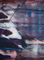 Untitled  // 28 X 40 cm // acryl on paper // #4 2020