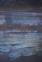 Untitled  // 20 X 29 cm  // acryl on paper  // #112  2019