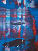 Untitled  // 28 X 40 cm // acryl on paper // #5 2020