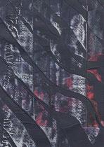 Untitled  // 13 X 18 cm //  acryl on paper // #8  2019
