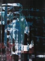Portugal_9 // 15 X 20 cm //  acryl on paper // #26 2020