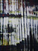 Untitled // 28 X 40 cm // acryl on paper // #191 2019