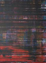 Untitled // 28 X 40 cm // acryl on paper // #137 2019