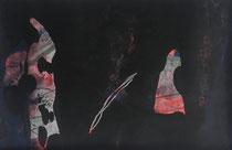 Portugal_14 // 13 X 18 cm //  acryl on paper // #31 2020